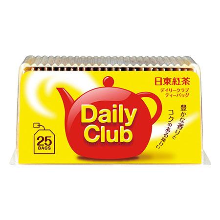 日東紅茶 デイリークラブ ティーバッグ 25袋入り