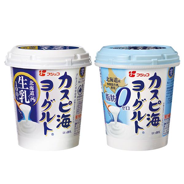 フジッコ カスピ海ヨーグルト プレーン/脂肪ゼロ 400g