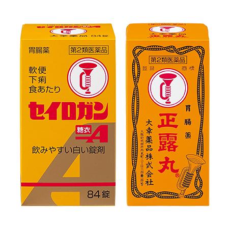 正露丸 / セイロガン糖衣A 各種