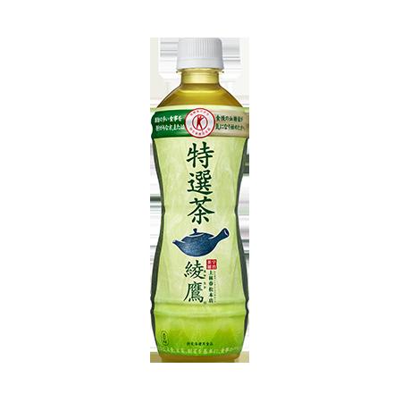 綾鷹 特選茶 500ml