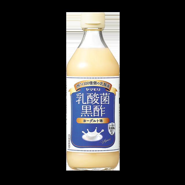 乳酸菌黒酢 ヨーグルト味 500ml