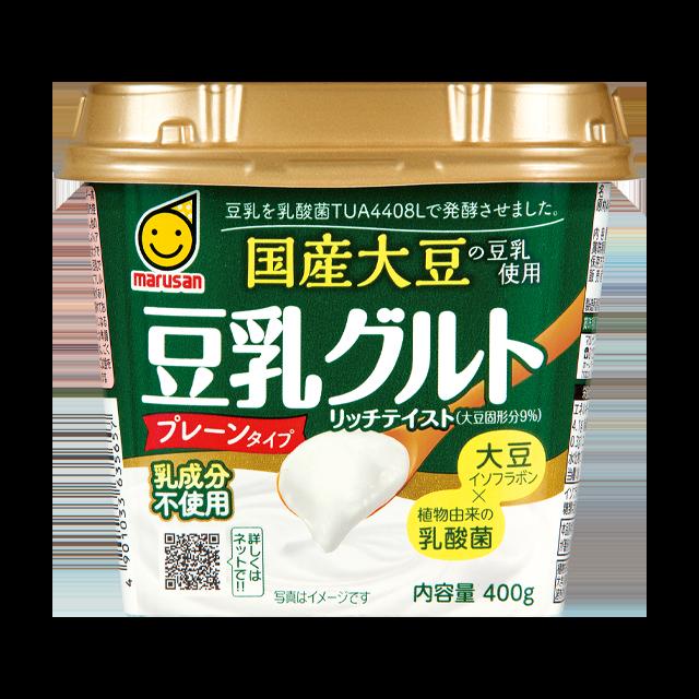 国産大豆の豆乳使用 豆乳グルト 400g