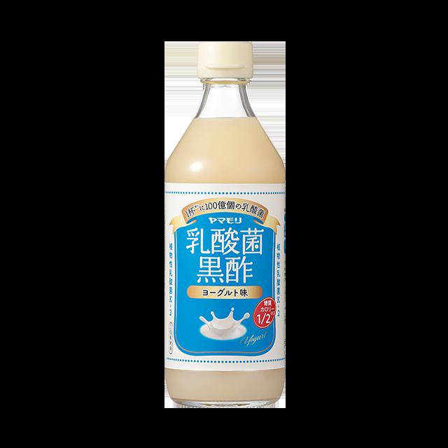 乳酸菌黒酢 ヨーグルト味 糖質&カロリーハーフ 500ml